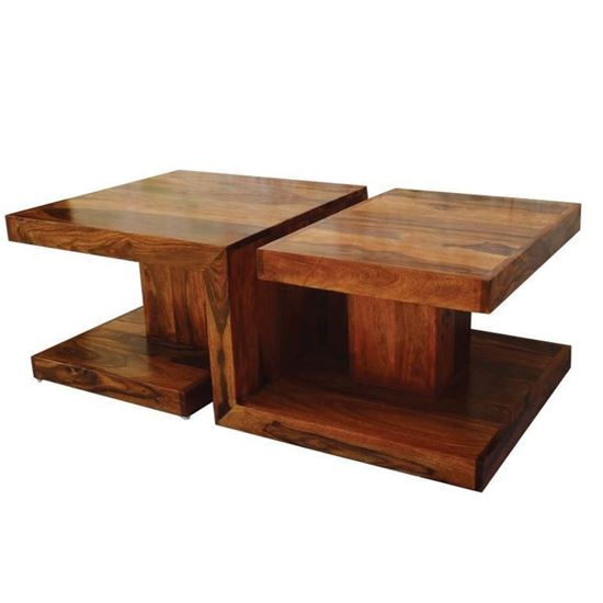 Buy Coffee Table Z Shaped  At Factory Price