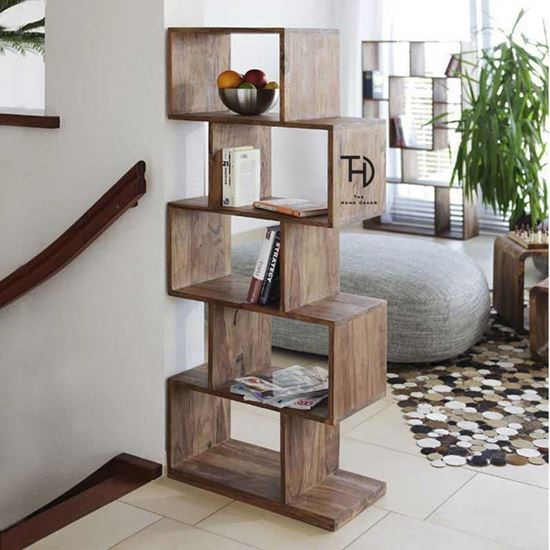 solid wood bookcases online