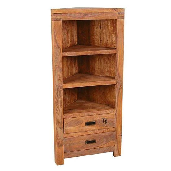 Buy Corner Bookcase