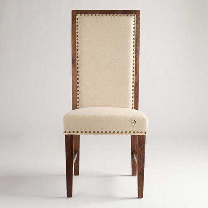 Buy wooden chair online on discount