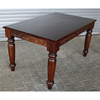 wooden dining table online on discount