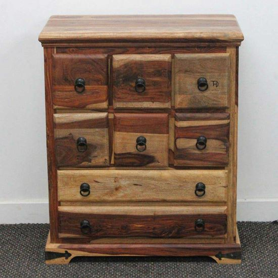 Solid wood chest of drawers online
