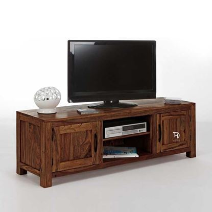 Pure Wood Tv Unit online