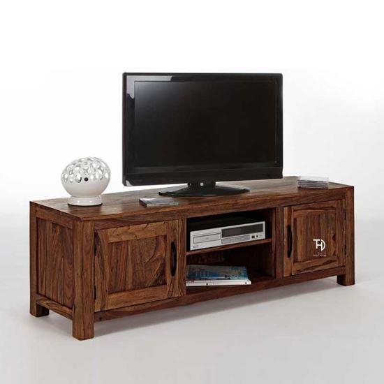 Pure Wood Tv Unit online