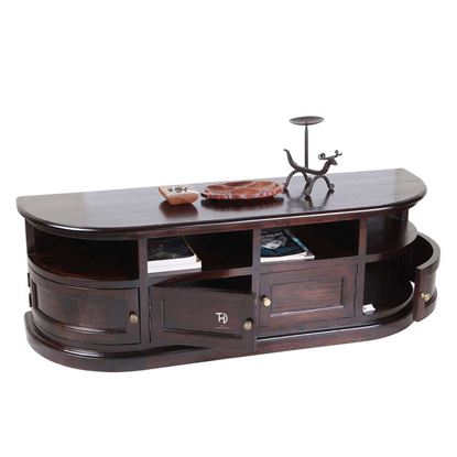 Oval Tv Unit Online