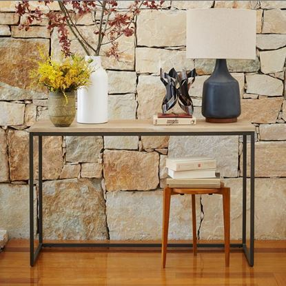 Buy Mango Wood Open Console Table at factory Price