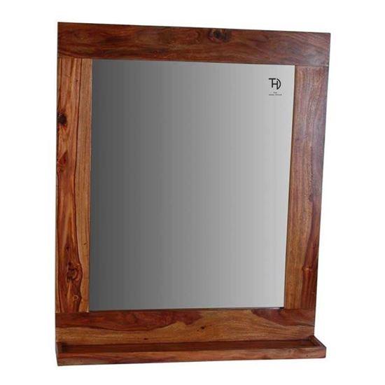 Buy solid wood mirror frame online