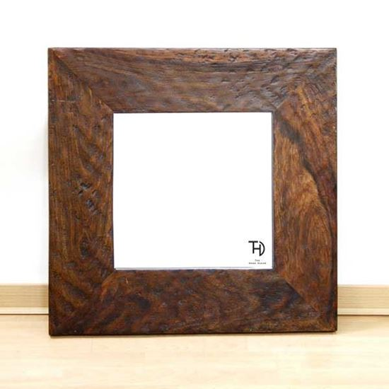 Buy wooden mirror frame online
