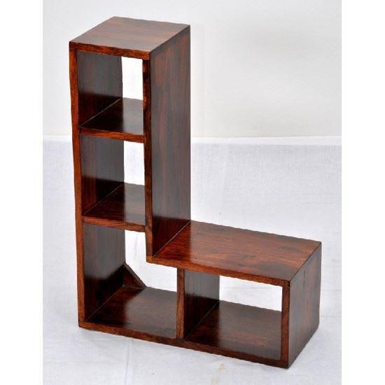 Buy wooden wall rack online on discount