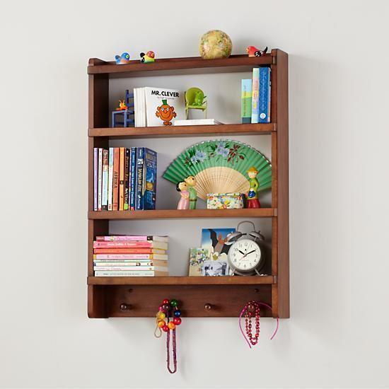 Buy wooden wall rack online