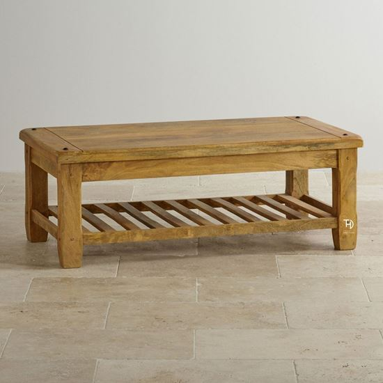 Buy wooden coffee table online