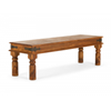 Dining bench two seater