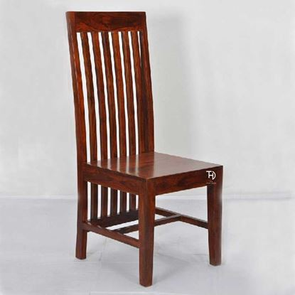 Sheesham wood dining chair