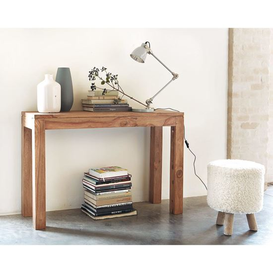 Buy Simplistic design console table for Living Room Furniture