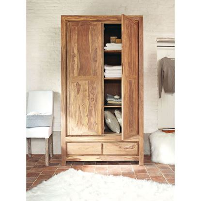 Buy wooden wardrobes online