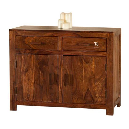 Tikjaar Sideboard in solid wood