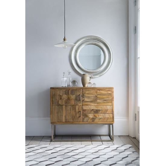 Ella Ferri Side Board in Solid Wood