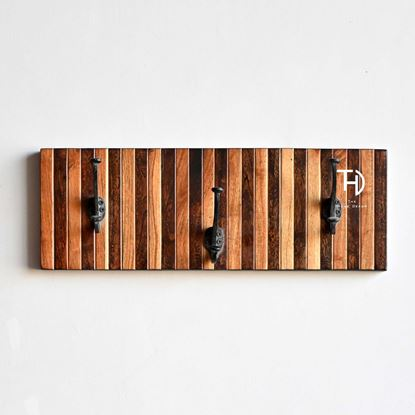 Buy wall hook in Solid Wood