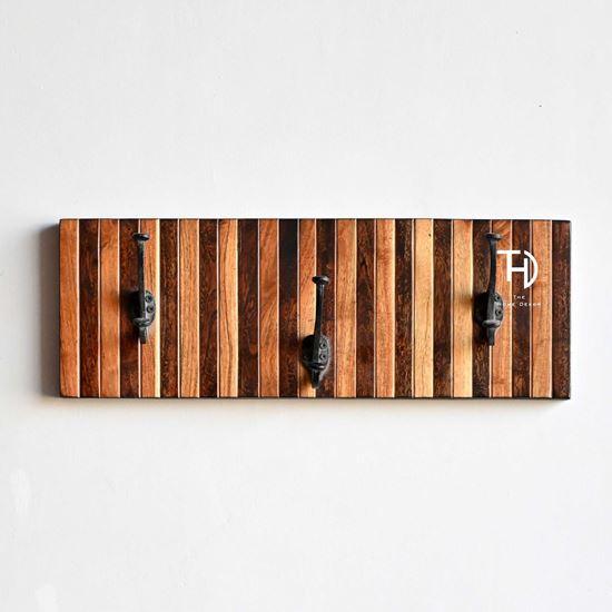 Buy wall hook in Solid Wood