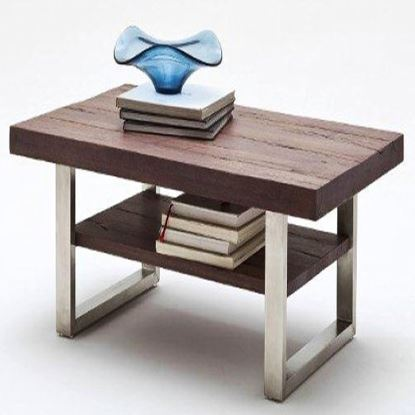 Solid wood coffee table online