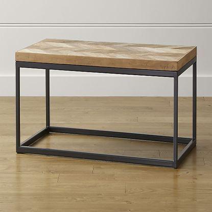 Herringbone Coffee Table