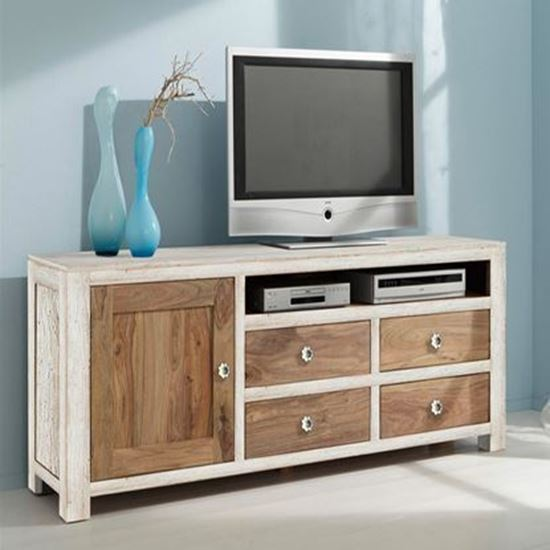 Buy white tv unit