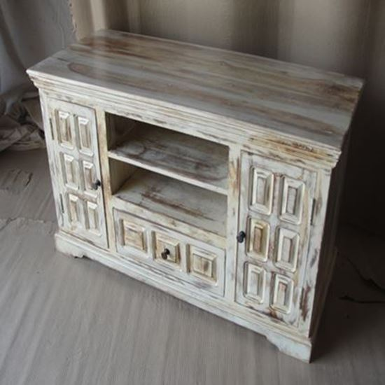 Buy Solid wood TV Cabinet online