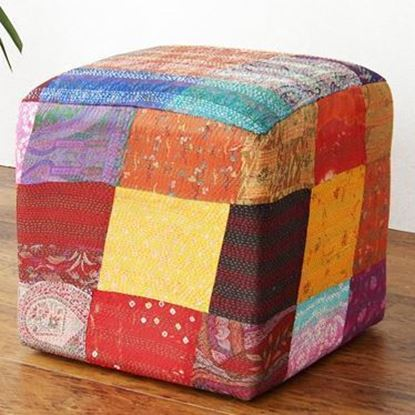 Buy GITTO  STOOL  POUF for Living room furniture