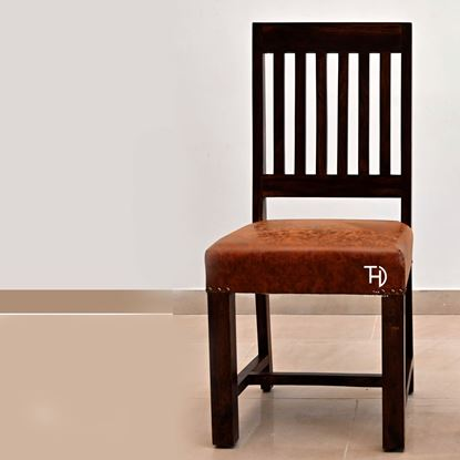 Buy wooden chair for living room