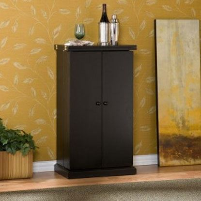 Extendable Mini Bar Cabinet online