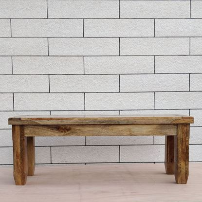 long dining bench