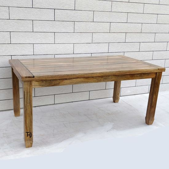 Buy six seater dining table