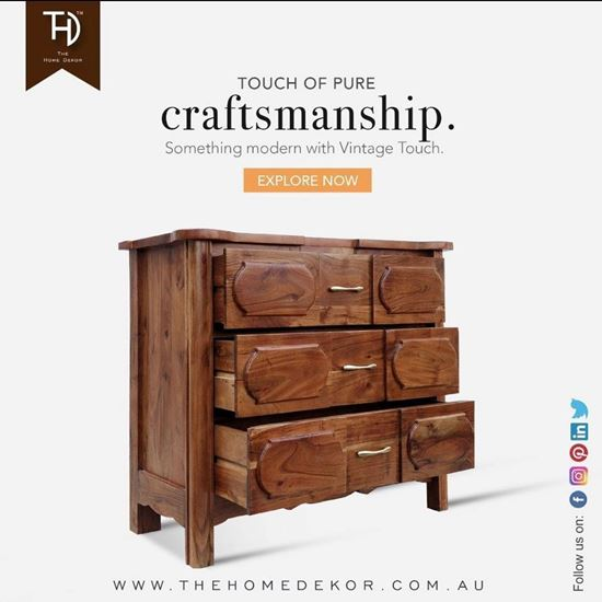 Buy Hanumanta chest of drawers  online