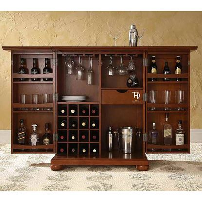 Buy All in One Bar Cabinet for Bar Room Furniture
