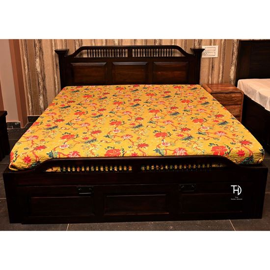 Buy Bed Ghirli fd for Bedroom Furniture