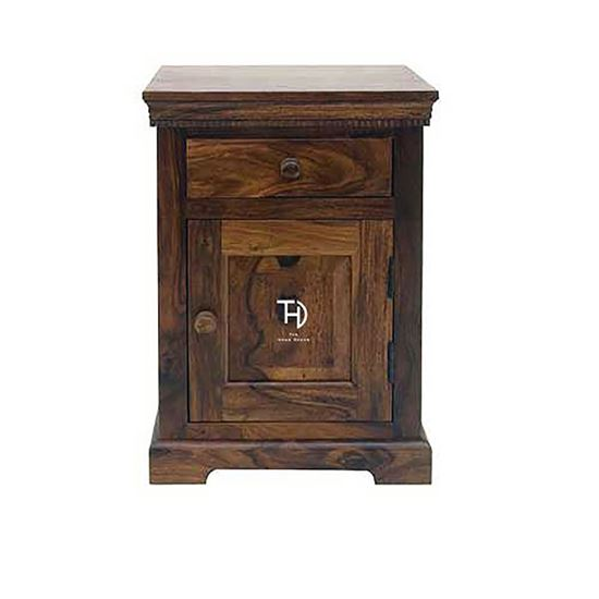 Buy Bedside 1 Drawer 1 Door for Bedroom Furniture