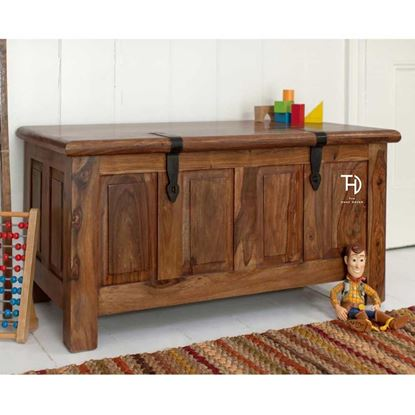 Buy wooden storage box online