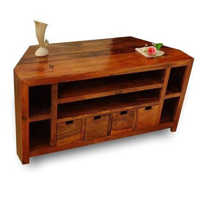 Buy Corner Tv Unit online