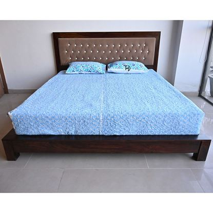 Buy solid wood bed online