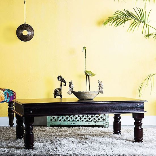 Buy furniture at factory price Norma Black Coffee table