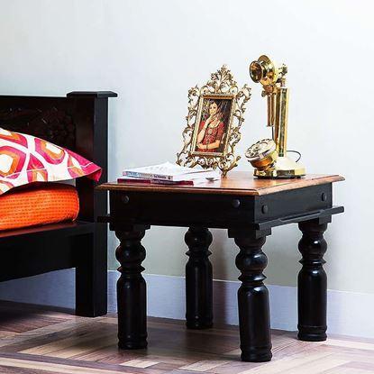 Buy Rajdhani End table for Living Room Furniture