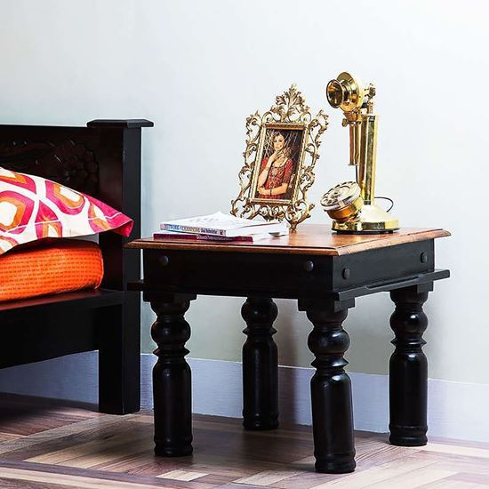 Buy Rajdhani End table for Living Room Furniture