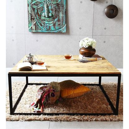 Buy Rustic Ferrous Coffee Table  online