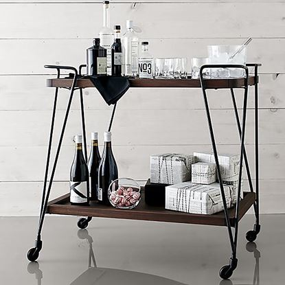 Buy Gloria Serving Trolly for Bar Room Furniture