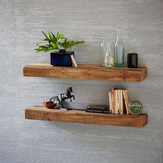 Buy Monza wall shelf set on discount