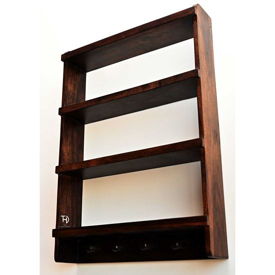 Buy wooden wall rack online