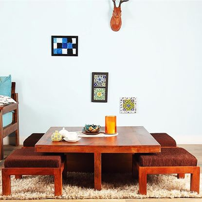 Buy Squiral Quatro Coffee table for Living Room Furniture