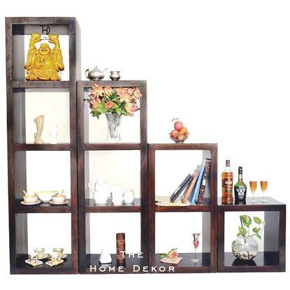 Wooden book rack online