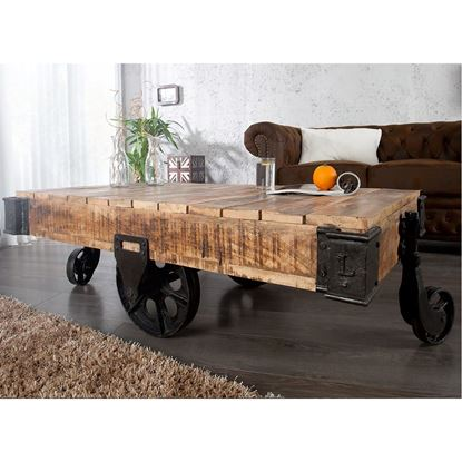 Buy Industrial coffee table