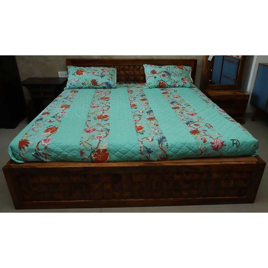 Buy Tile Bed box for bedroom Furniture